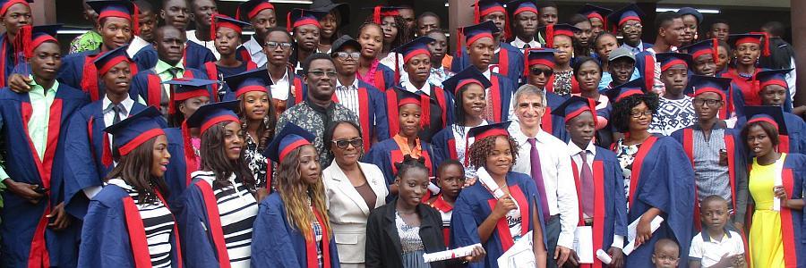 Soteria 2018 Graduation Ceremony